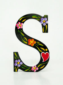 Barcelos Wood Letters