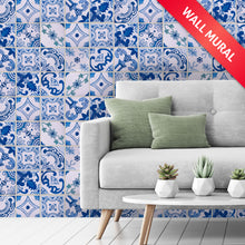 Load image into Gallery viewer, Azulejos _ Nova Casa Blue