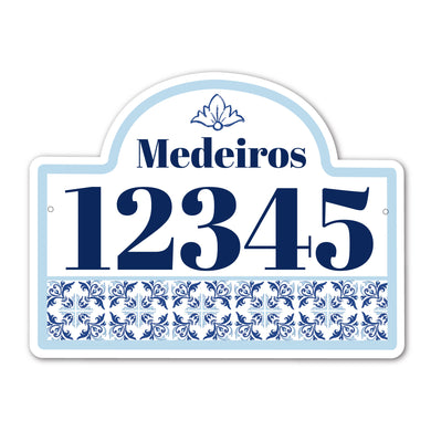 Home Sign Regal _ Victorious Azulejos