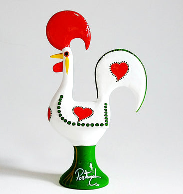 Mexico Rooster _ 25cm Metal