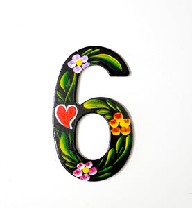 Barcelos House Numbers