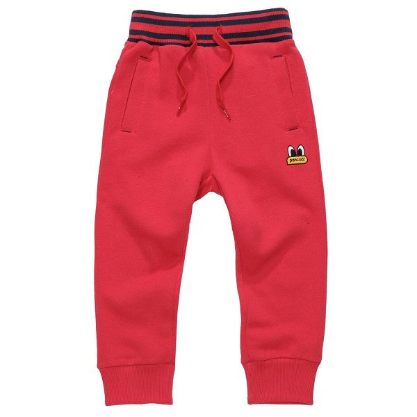 PKOHPPT54U POPEYES KIDS TRAININGPANTS (MACAWS RED)