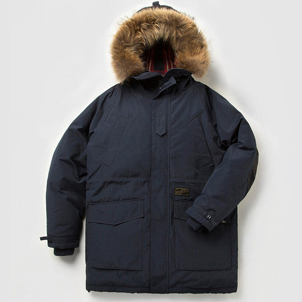 CRITIC HEAVY DUTY PARKA (NAVY) CMOSIDJ02MN1