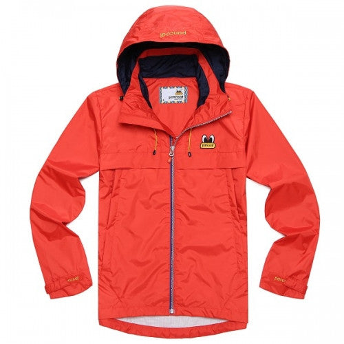 PANCOAT COLORATION WINDBREAKER (MANDARIN ORANGE)