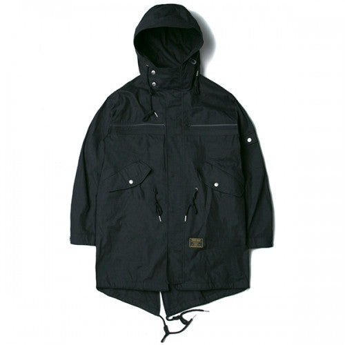 CRITIC M-51 JACKET (BLACK)_CTOIPJP03MBK