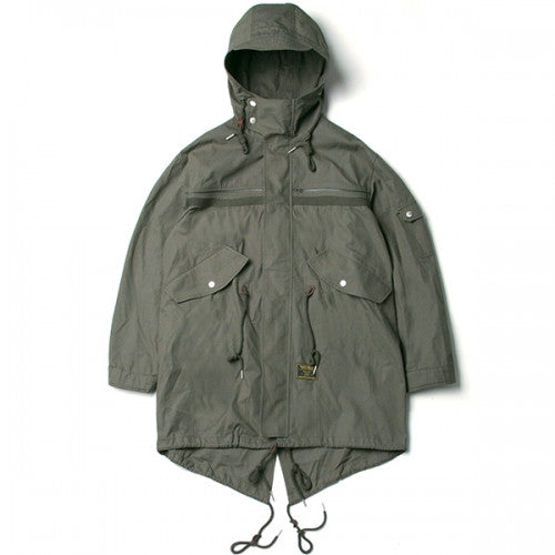 CRITIC M-51 JACKET (OLIVE)_CTOIPJP03MOV