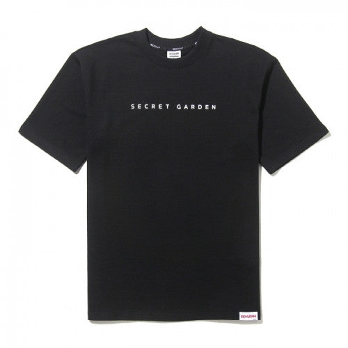 REOGRAM SECRET OVER T-SHIRTS(BLACK)_RGABHB356BK