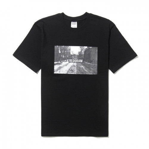 REOGRAM SQUARE STAR T-SHIRTS(BLACK)_RGABHB359BK