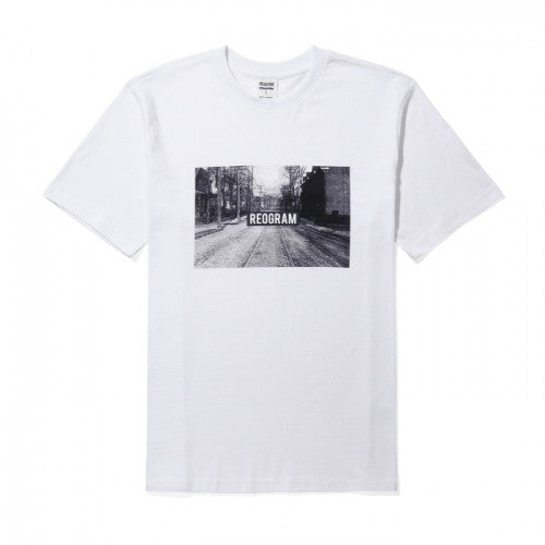 REOGRAM VILLAGE T-SHIRTS(WHITE)_RGABHB359WH