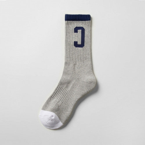 CRITIC REVERSE C SOCKS(GREY)_CMOSASC01UC4