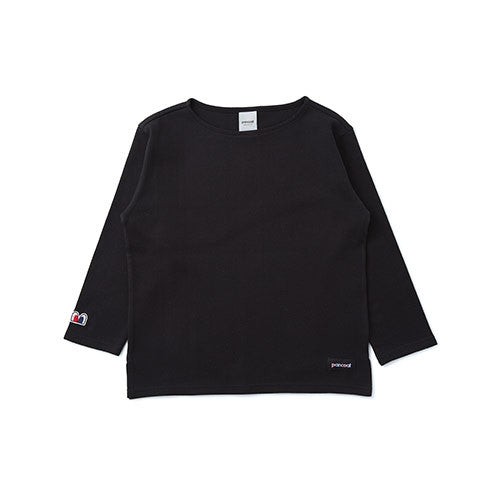 PANCOAT POP EYES COLOR CREWNECK (EP) (MIDNIGHT BLACK) PPOEPCR03EC6