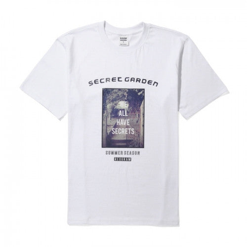 REOGRAM SECRET GARDEN T-SHIRTS(WHITE)_RGABHB304WH