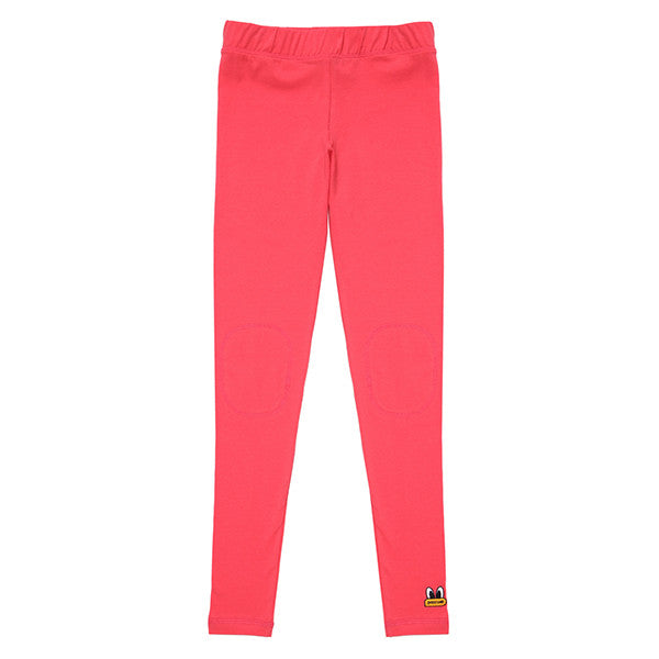 PPOHPLG02WP7 POPEYES BASIC LEGGINGS (HOTCORAL PINK)
