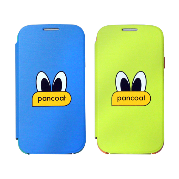 PPOHEHC41U POPEYES GALAXY S4 FLIP JACKET CELLPHONE CASE (2 COLORS)