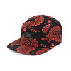 CTOFUHW07U BIG PAISLEY CAMP CAP  SNAPBACK ( 2 colors)