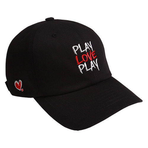 Playmonster PM-LOAY LOVE CURVE CAP160202-25_BLACK