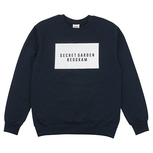 REOGRAM SECRET GARDEN SWEATSHIRTS (4 COLORS)