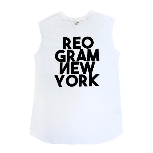 REOGRAM  OG NEW YORK TANK TOP (2 COLORS)