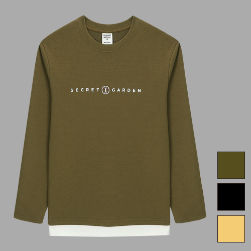 REOGRAM LAYERED SLEEVES (Khaki)