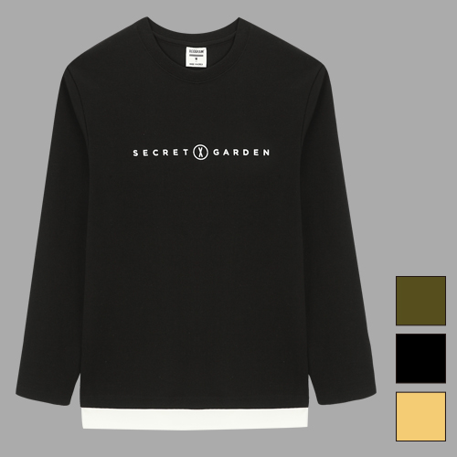 REOGRAM LAYERED SLEEVES (Black)
