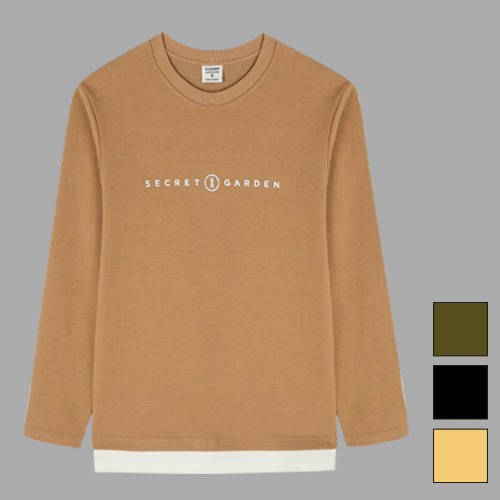 REOGRAM LAYERED SLEEVES (Beige)