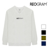 REOGRAM - OG V-NECK SWEATSHIRTS (Ivory)