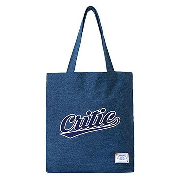 CRITIC  CTOSPBG04U TEAM LOGO TOTE BAG (BLUE)
