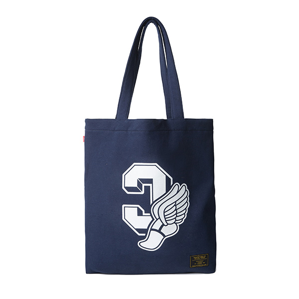 CRITIC  CTOIABG02UNV   C WING TOTE BAG (NAVY)