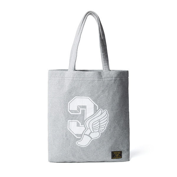CRITIC CTOIABG02UGY  C WING TOTE BAG (GREY)