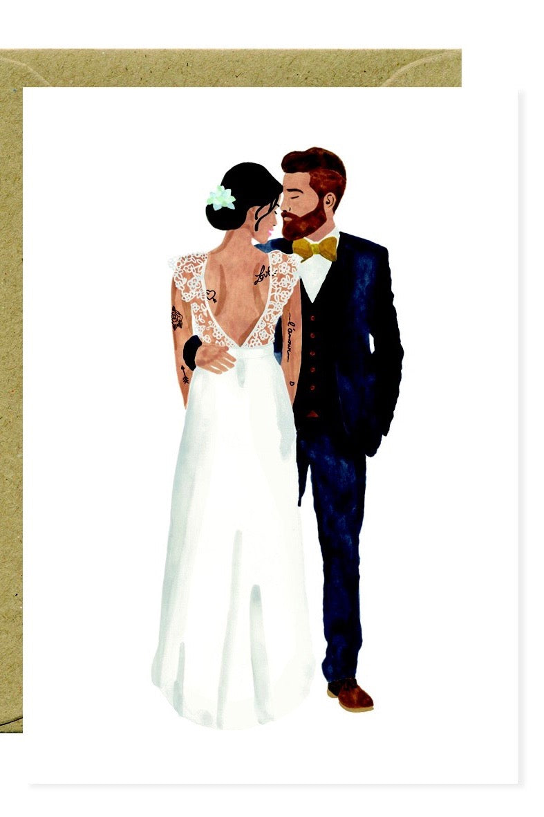 Wedding Cards - FRANKIE + COCO