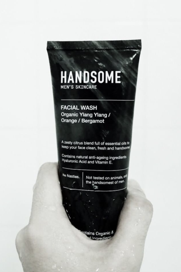 Handsome Facial Wash - FRANKIE + COCO