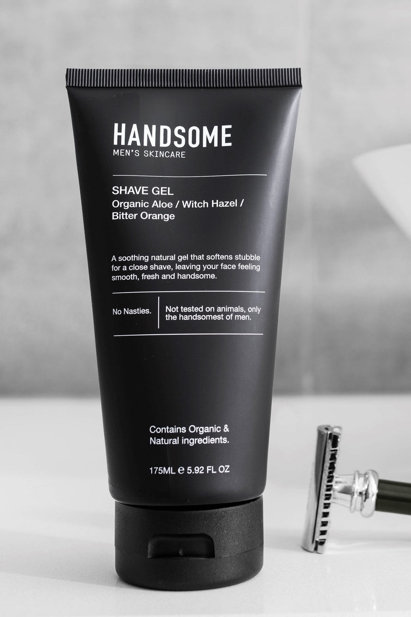 Handsome Shave Gel - FRANKIE + COCO