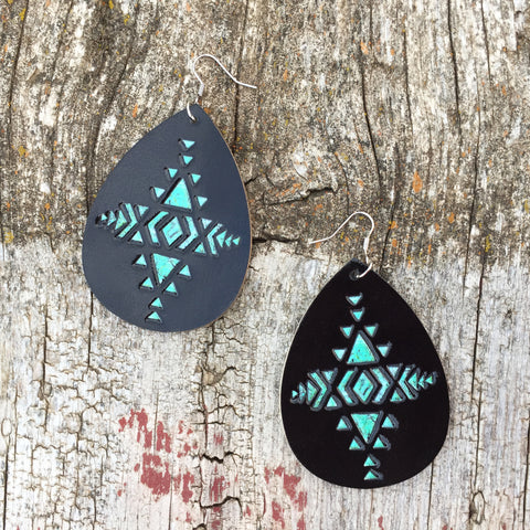 Night Rider Earrings