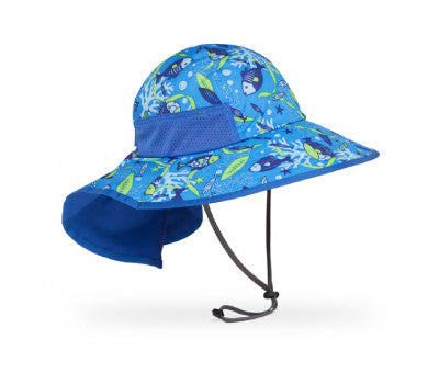 Sunday Afternoons Kid's Play Hat - Aquatic