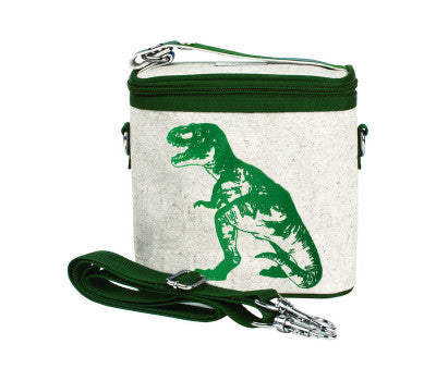 Soyoung_ Large Cooler Bag_Green Dino(Coated)