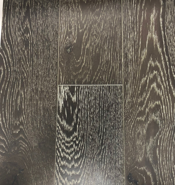AMERICAN GUILD, MANGROVE : 6 1/2 INCH WIDE, WHITE OAK ENGINEERED HARDWOOD