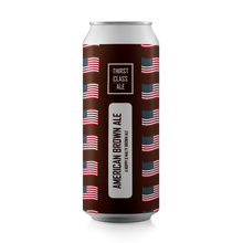 Load image into Gallery viewer, American Brown Ale 5.3% (12x440ml Cans)