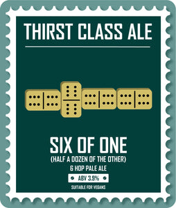Six of One (Half A Dozen of the Other) 3.9% (Cask)