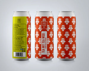 Tea Wit Tea Woo 4.8% (12x440ml Cans)