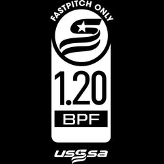new usssa fastpitch softball stamp