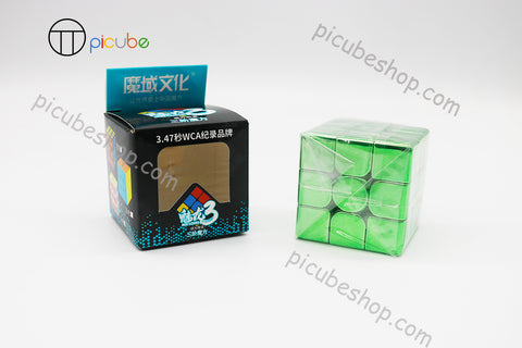 Picube Eclipse MeiLong 3x3 Metal Green