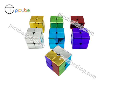 Picube Eclipse MeiLong Metal 2x2