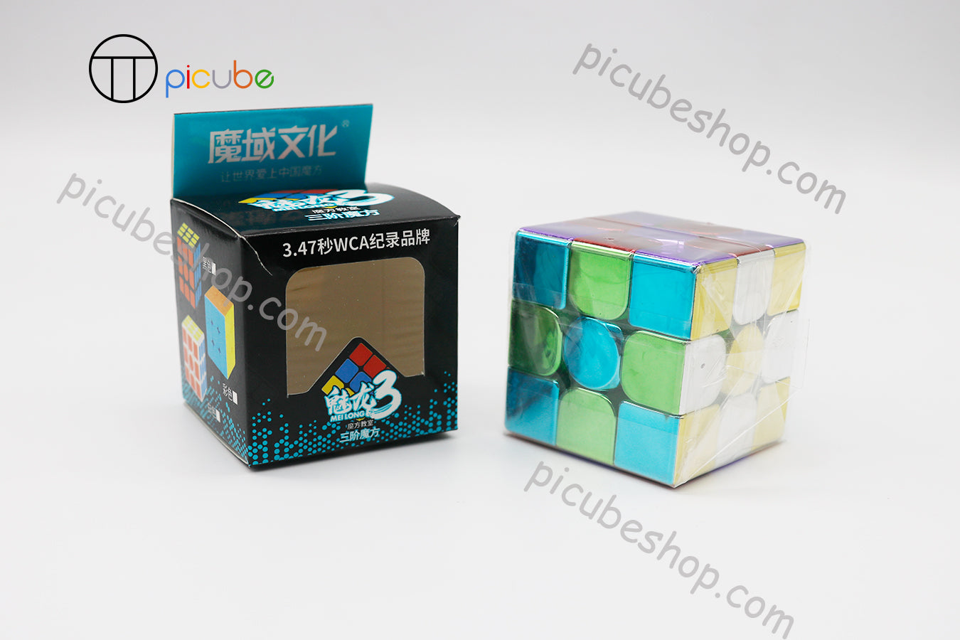 Picube Eclipse MeiLong 3x3 Metal
