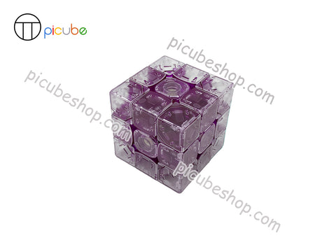 Picube Eclipse TengYun M Transparent Purple 3x3