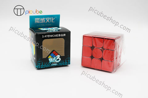 Picube Eclipse MeiLong 3x3 Metal Red