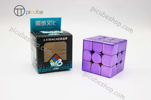 Picube Eclipse MeiLong 3x3 Metal Purple