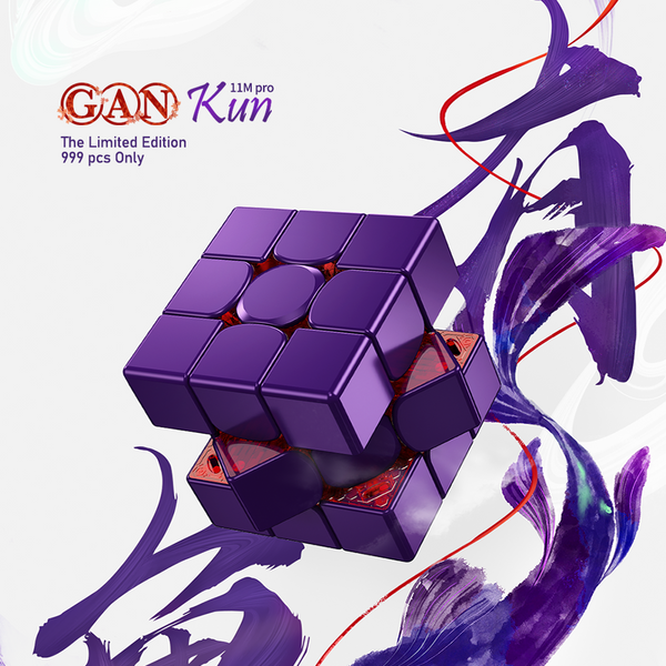 GAN 11 M Pro KUN Limit Edition