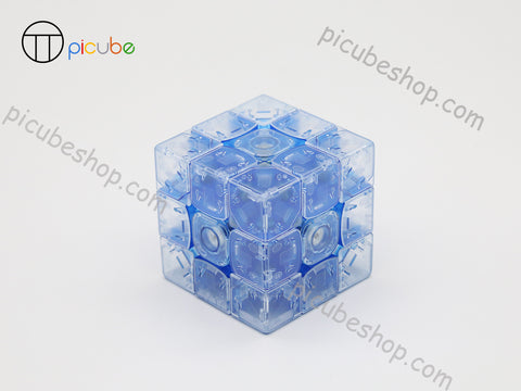 Picube Eclipse TengYun M Transparent Blue 3x3