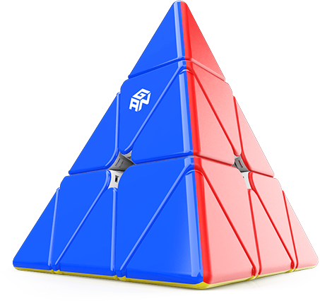 GAN Pyraminx M Enhanced Core Positioning Edition