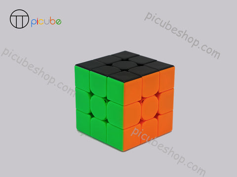 Picube Pro WeiLong WR M 3x3 Stickerless (Black)